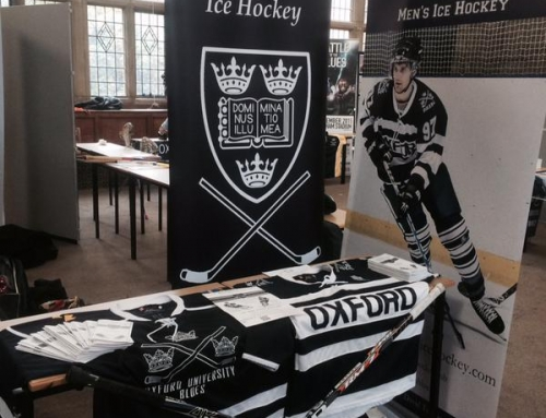 OUIHC recruitment booth 2015